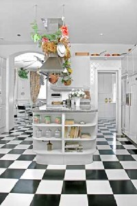 floor decor flooring checkered.htm tips for decorating with texture and patterns howstuffworks  decorating with texture and patterns