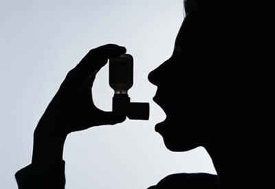 Asthma attacks can be triggered by exposure to allergens.