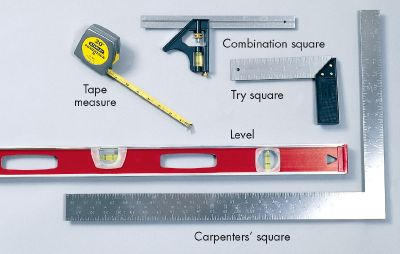 Measuring tools come in all shapes and sizes.