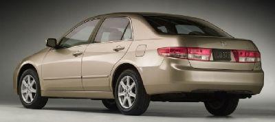 2003, 2004, 2005, 2006, 2007 Honda Accord | HowStuffWorks