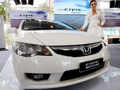 Honda Hybrid Cars >> How The Honda Civic Hybrid Works Howstuffworks