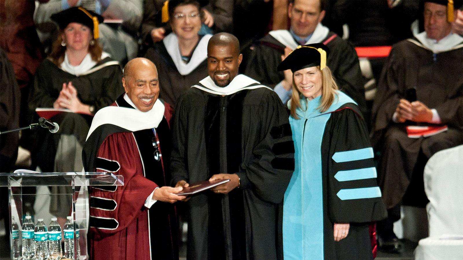 Why Do Colleges Hand Out Honorary Degrees?