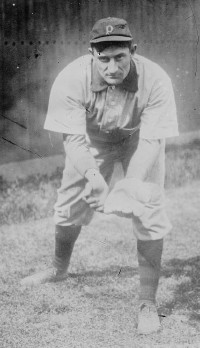 Hall of Famer Honus Wagner