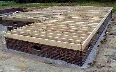 Floor How House Construction Works Howstuffworks