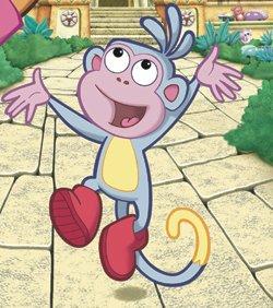 Characters in \u0027Dora the Explorer\u0027 , Dora the Explorer