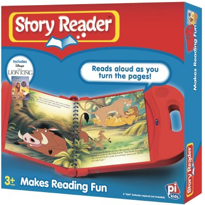 Story Reader is the original electronic book.