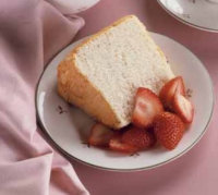 Angel Food Cake is the most popular variety of sponge cake.