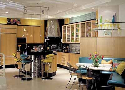 With some clever planning, your kitchen can be as individualistic as you are.