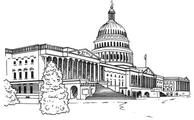 How To Draw The United States Capitol Building Howstuffworks