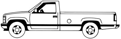 How To Draw A Pickup Truck Howstuffworks