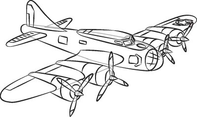 7 Add The Final Details How To Draw World War Ii Planes
