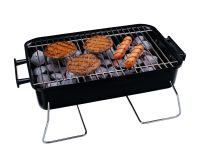Hibachi grill is a type of portable charcoal grill.