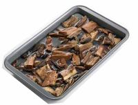 Soak wood chips or chunks for 20 minutes when grilling.