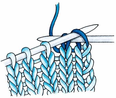Binding Off 1