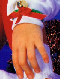 Jingle Bells is a Christmas craft that kids can make themselves,