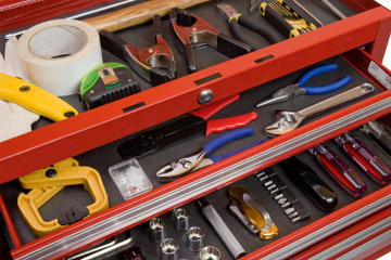 How To Organize Workshop Tools