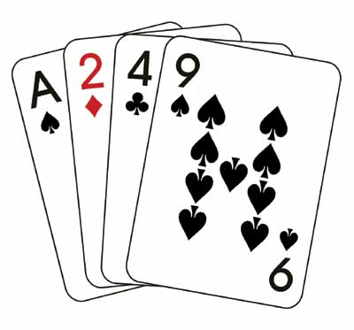 Best two low cards