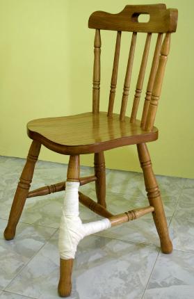 Pleasing How To Repair Loose Or Broken Chair Parts How To Repair Machost Co Dining Chair Design Ideas Machostcouk