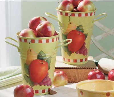 How to Stencil Bountiful Fruit Buckets | HowStuffWorks