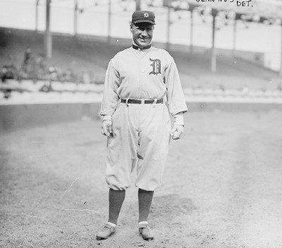 Hall of Famer Hughie Jennings