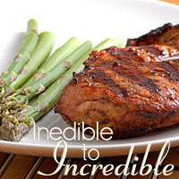 Quick-brined Grilled Pork Chops
