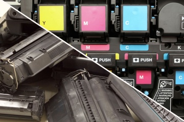 What's the difference between ink and toner? | HowStuffWorks