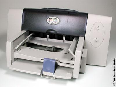 How Inkjet Printers Work | HowStuffWorks