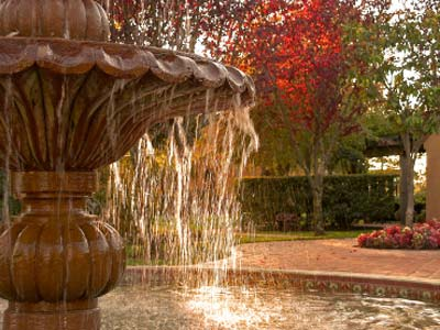How To Install A Fountain Howstuffworks, Outdoor Water Fountain Pump Repair