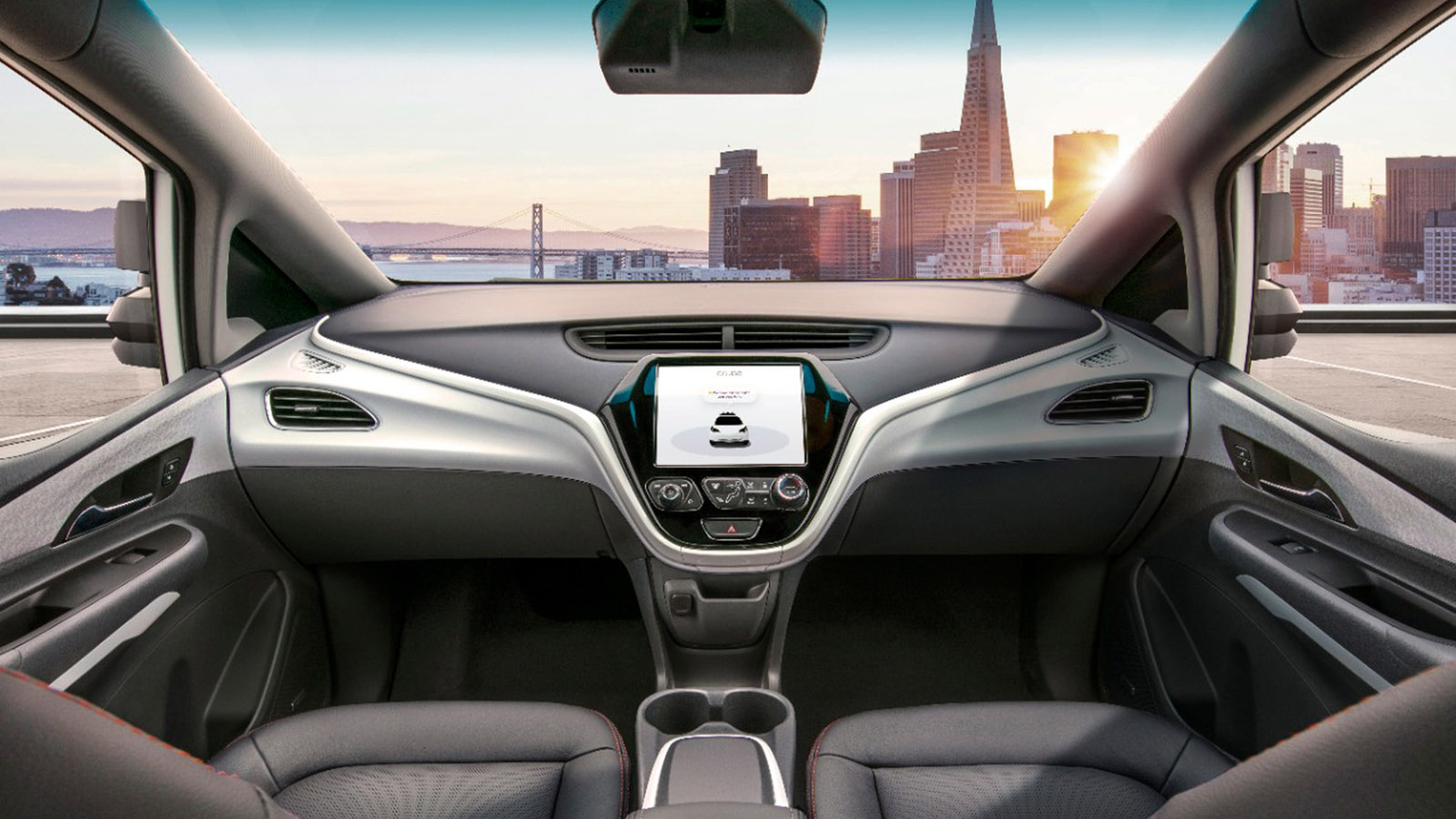 The Gm Car That Has No Steering Wheel Or Pedals Howstuffworks