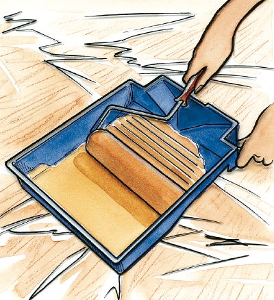 How To Use A Paint Roller Howstuffworks