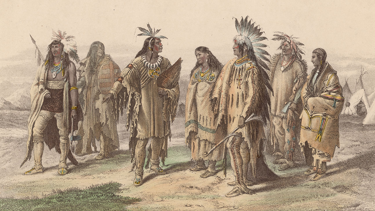 Was the Iroquois Great Law of Peace the Source for the U S