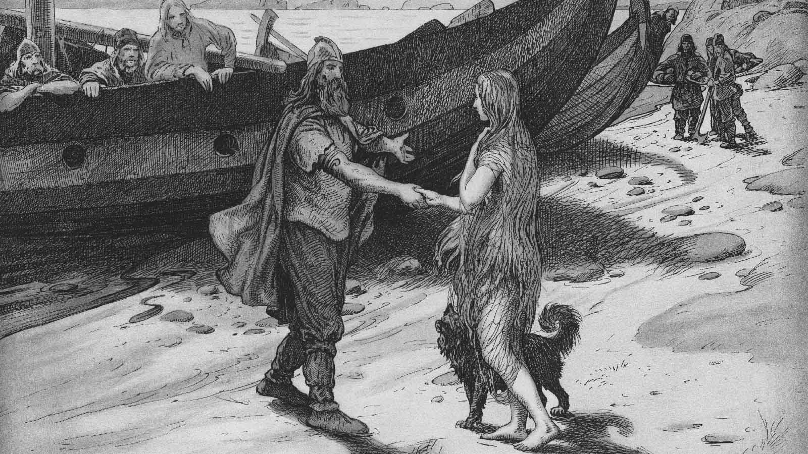 Who Was Viking Warrior Ivar the Boneless?