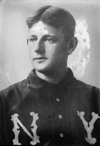 Hall of Famer Jack Chesbro