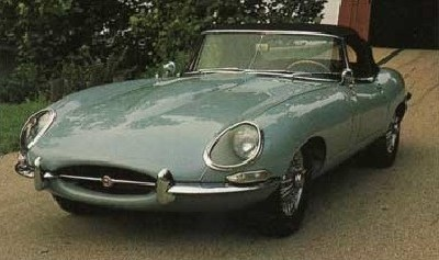 The Jaguar XKE's elongated purity of line owed much to stylist William Lyons.