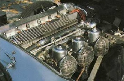 Jaguar XKE Series 2 engine