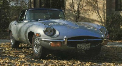 1969 Jaguar XKE Series 2 convertible