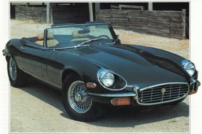 Car and Driver tested the 1971 Jaguar XKE Series 3 convertible.