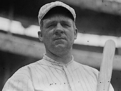 John McGraw was a top third baseman for the Orioles.
