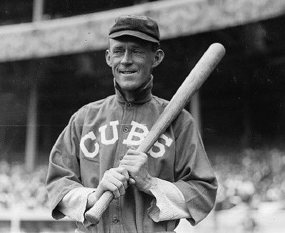 Hall of Famer Johnny Evers