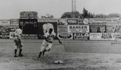 Josh Gibson was an all-around athlete.