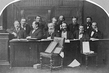 The History of the Jury System - Do some people get called