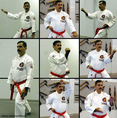 Playing Defense How Karate Works Howstuffworks