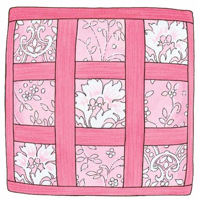 Keepsake Quilted Pillow