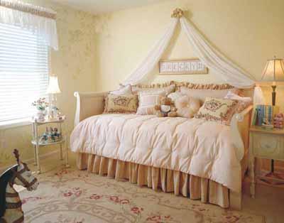 enchanting bedroom decorating inspiration photos | Old World Enchantment Kids' Bedroom Decorating Idea ...
