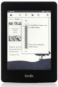 User Interface and Features - How the Kindle Paperwhite Works