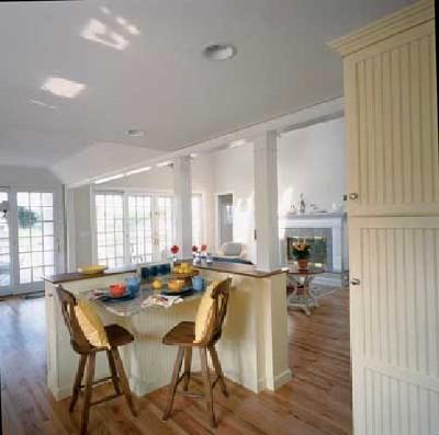 Comfortably Casual Kitchen - Kitchen Decorating Idea ...