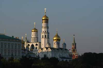 The Kremlin is a jewel box of palaces and cathedrals that reflect eight centuries of Russian life and history.
