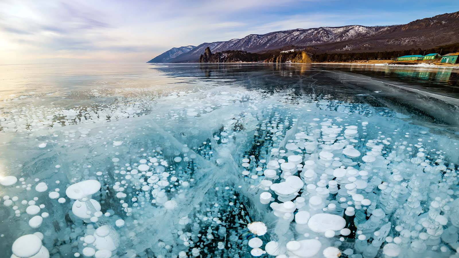 Siberia's Lake Baikal Is the World's Oldest and Weirdest | HowStuffWorks