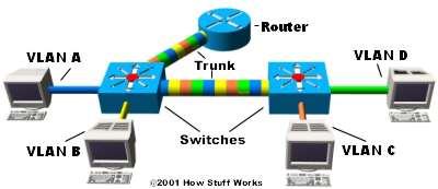 VLAN Trunking Protocol - How LAN Switches Work