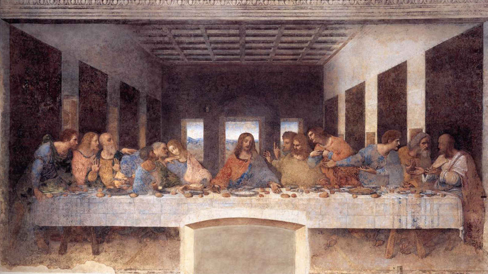 The Last Supper': The Masterpiece Leonardo Didn't Want to Paint   HowStuffWorks